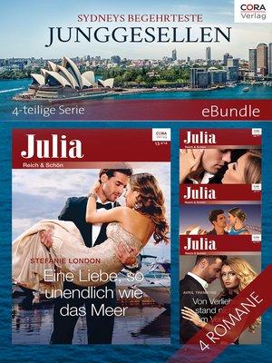 cover image of Sydneys begehrteste Junggesellen--4-teilige Serie