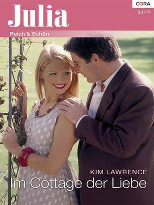 cover image of Im Cottage der Liebe
