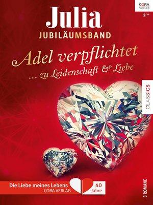 cover image of Julia Jubiläum Band 5