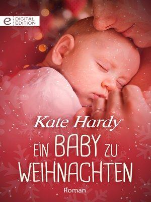 cover image of Ein Baby zu Weihnachten