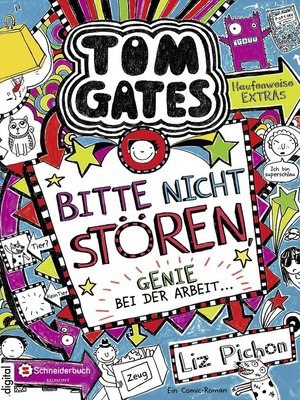 cover image of Tom Gates, Band 08