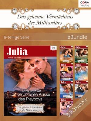 cover image of Das geheime Vermächtnis des Milliardärs--8-teilige Serie