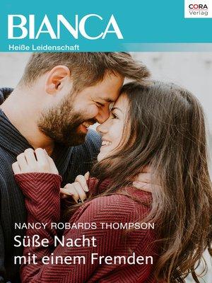 cover image of Süße Nacht mit einem Fremden