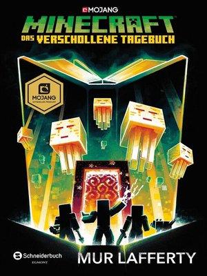cover image of Minecraft--Das verschollene Tagebuch