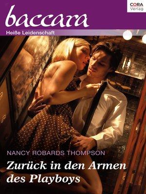 cover image of Zurück in den Armen des Playboys