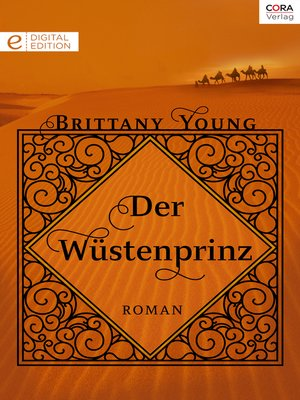 cover image of Der Wüstenprinz