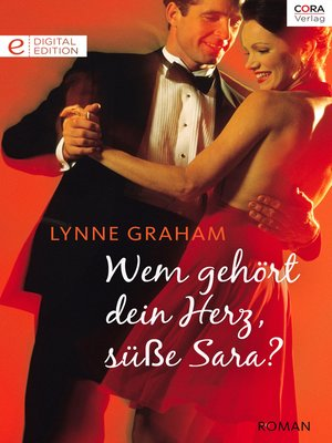 cover image of Wem gehört dein Herz, süße Sara?