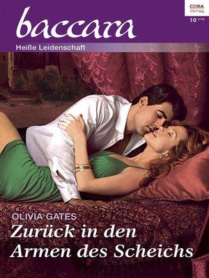 cover image of Zurück in den Armen des Scheichs