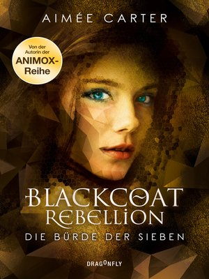 cover image of Blackcoat Rebellion--Die Bürde der Sieben