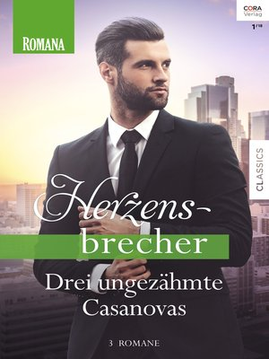 cover image of Romana Herzensbrecher Band 2