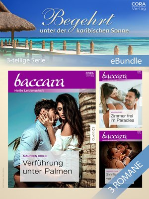 cover image of Begehrt unter der karibischen Sonne (3-teilige Serie)