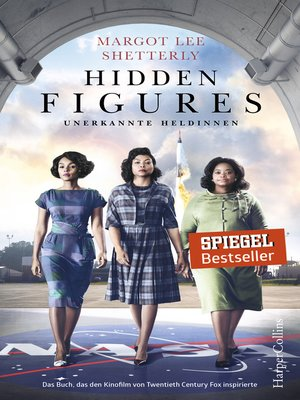 cover image of Hidden Figures--Unerkannte Heldinnen