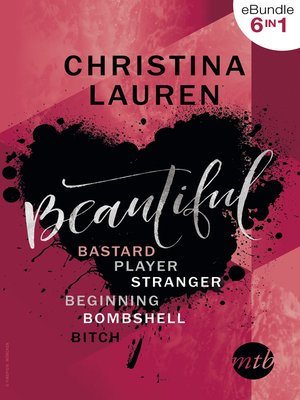 cover image of Beautiful-Bastard Serie