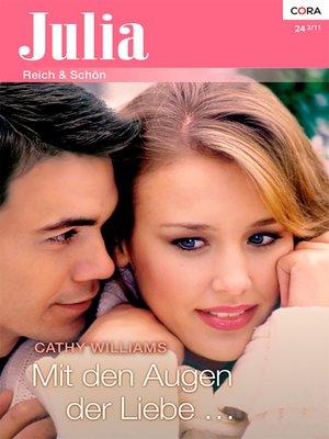 cover image of Mit den Augen der Liebe