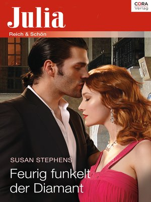 cover image of Feurig funkelt der Diamant