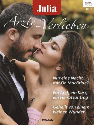 cover image of Julia Ärzte zum Verlieben Band 106
