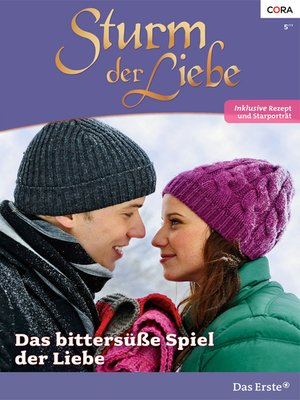 cover image of Das bittersüße Spiel der Liebe