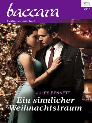 cover image of Ein sinnlicher Weihnachtstraum