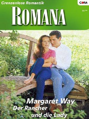 cover image of Der Rancher und die Lady