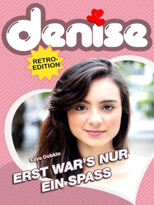 cover image of Erst war's nur ein Spaß
