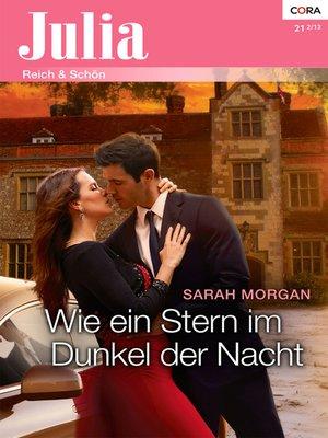 cover image of Wie ein Stern im Dunkel der Nacht