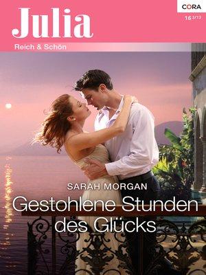 cover image of Gestohlene Stunden des Glücks