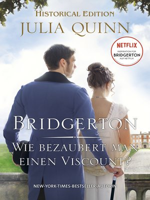 cover image of Bridgerton--Wie bezaubert man einen Viscount?