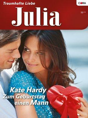 cover image of Zum Geburtstag einen Mann