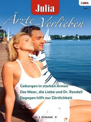 cover image of Julia Ärzte zum Verlieben Band 40