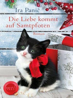 cover image of Die Liebe kommt auf Samtpfoten