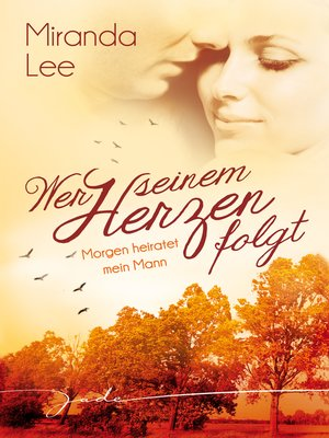 cover image of Morgen heiratet mein Mann
