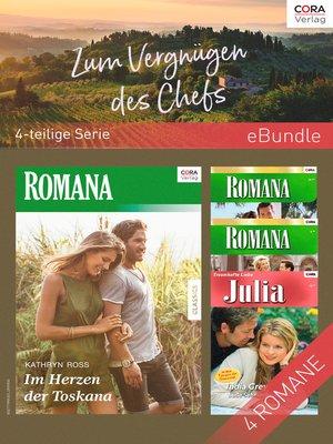 cover image of Zum Vergnügen des Chefs ... (4-teilige Serie)