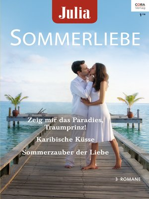 cover image of Julia Sommerliebe Band 27
