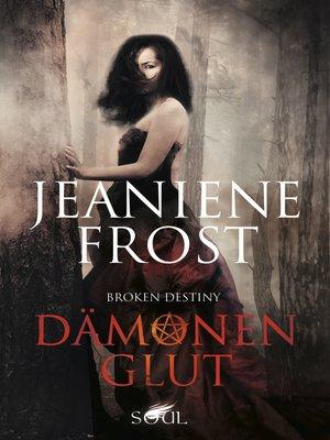 cover image of Dämonenglut