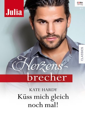 cover image of Küss mich gleich noch mal!