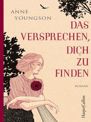 cover image of Das Versprechen, dich zu finden