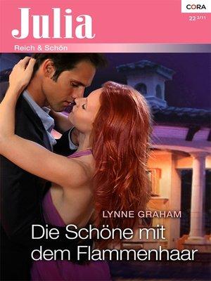 cover image of Die Schöne mit dem Flammenhaar