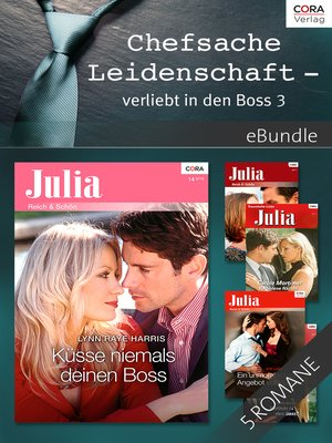 cover image of Chefsache Leidenschaft—verliebt in den Boss 3