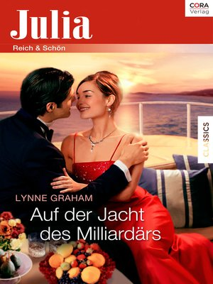 cover image of Auf der Jacht des Milliardärs