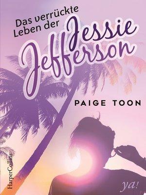 cover image of Das verrückte Leben der Jessie Jefferson