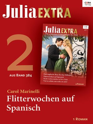 cover image of Julia Extra Band 384—Titel 2