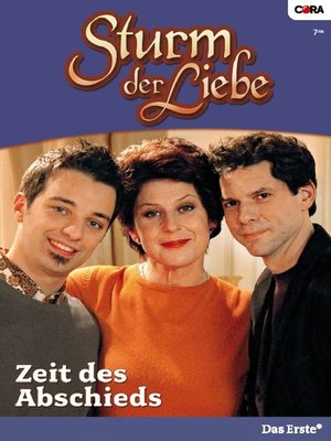 cover image of Zeit des Abschieds