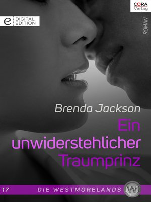 cover image of Ein unwiderstehlicher Traumprinz