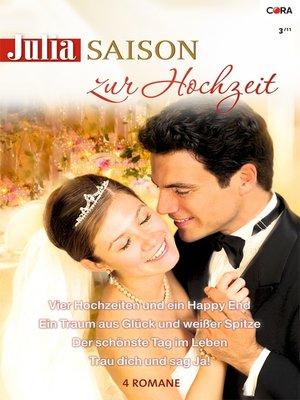 cover image of Julia Saison Band 03