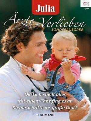 cover image of Julia Ärzte zum Verlieben Band 63