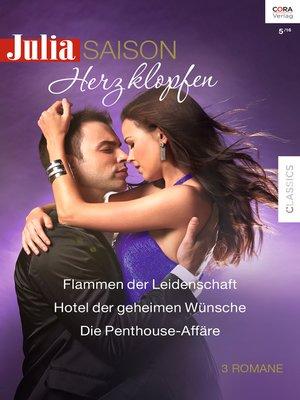 cover image of Julia Saison Band 33