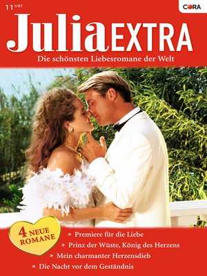 cover image of Julia Extra Band 0271