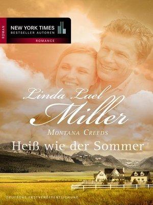 cover image of Montana Creeds—Heiß wie der Sommer