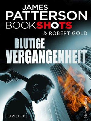 cover image of Blutige Vergangenheit