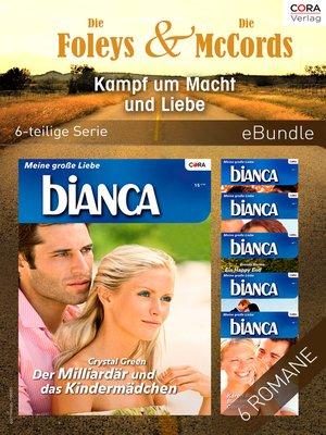 cover image of Die Foleys & die McCords--Kampf um Macht und Liebe (6-teilige Serie)